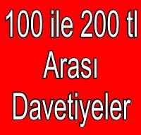 100 ile 200