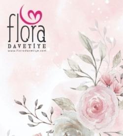 flora davetiye