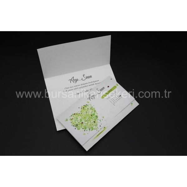 Flora Davetiye 62321