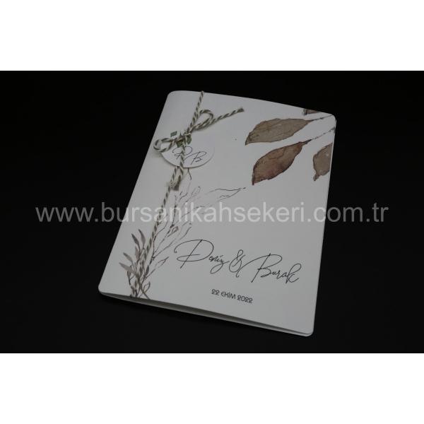 Flora Davetiye 62325
