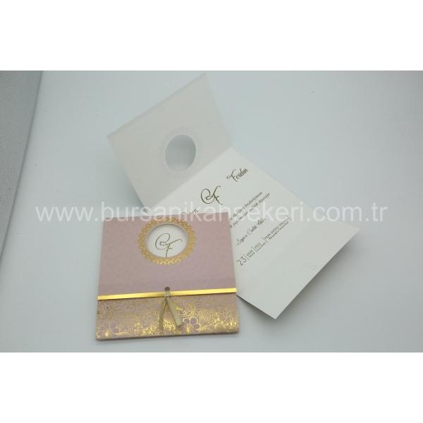Flora Davetiye 62334