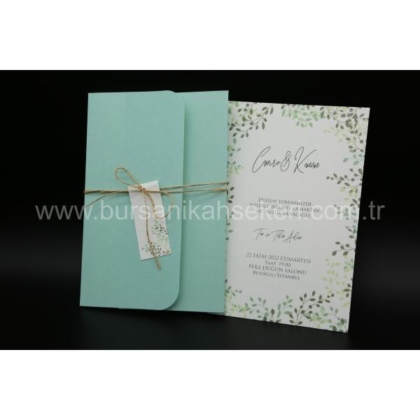 Flora Davetiye 62351