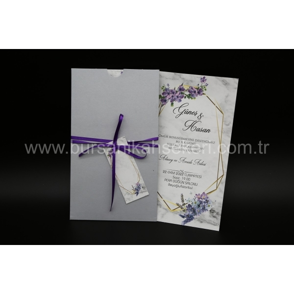 Flora Davetiye 62361